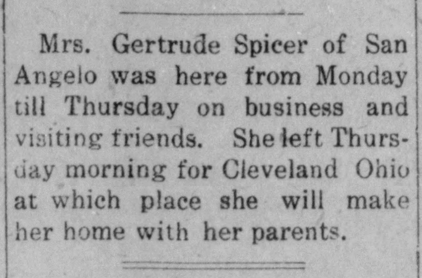 Gertrude The_Hamlin_Herald_Fri__Jan_11__1918_