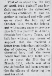 Hamlin Herald May 11 1917