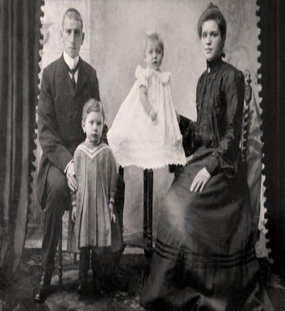Familia-antigua