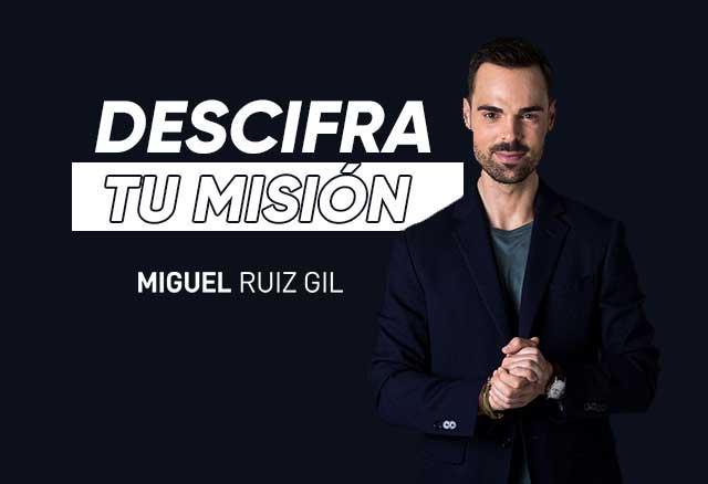 Descifra tu misión de Miguel Ruiz curso completo