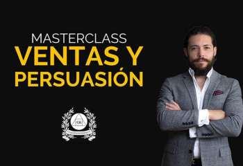 Masterclass Ventas y Persuasión