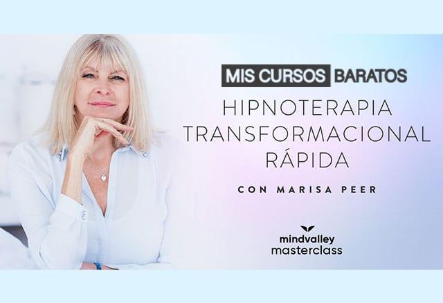 Hipnoterapia transformacional de Marisa Peer 1