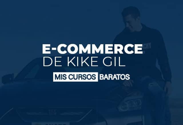 E-commerce de Kike Gil