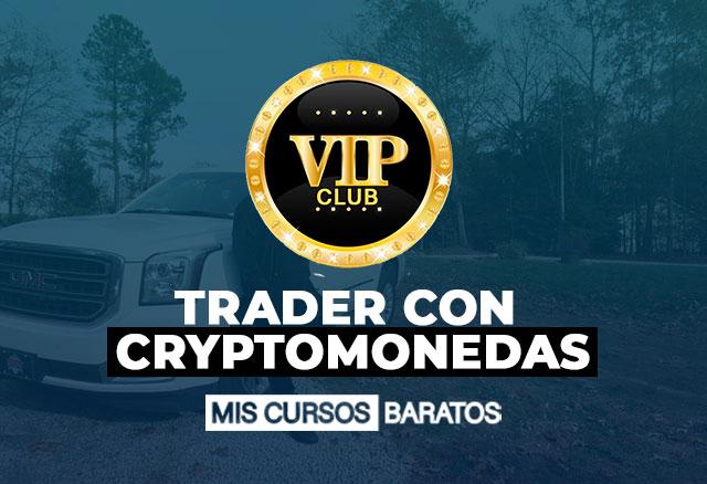 Trader con Cryptomonedas