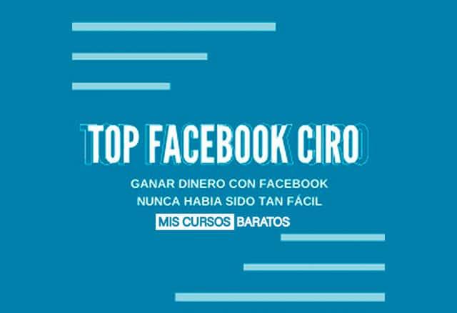 Top Facebook Ciro de Mariano Antonio