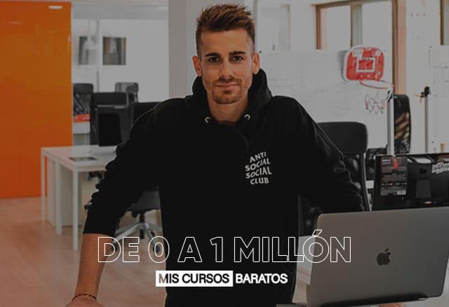 De 0 a 1 millón de Alex Huertas