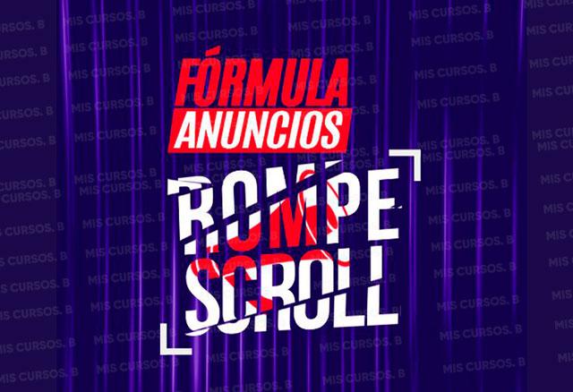 Fórmula Anuncios Rompe Scroll de Diego Suarez