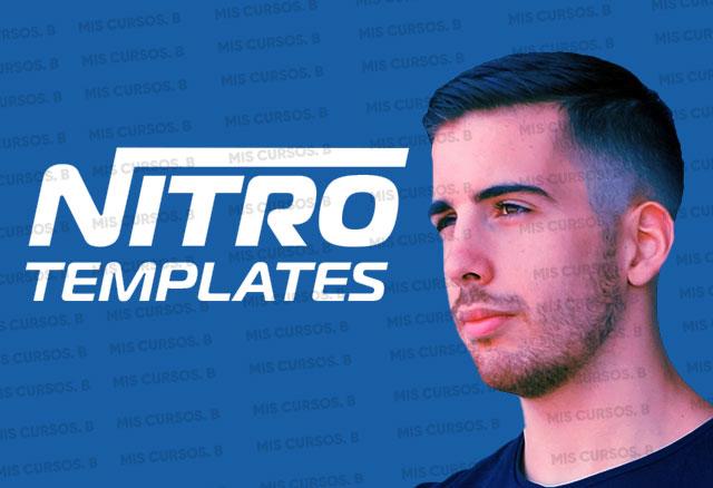Nitro Templates de Marcos Razzetti