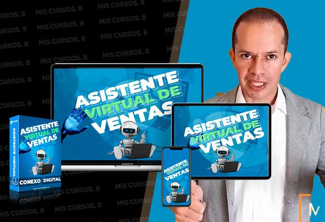 Asistente de ventas con Manychat de Jose Fernando