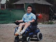 Etapa de silla de ruedas