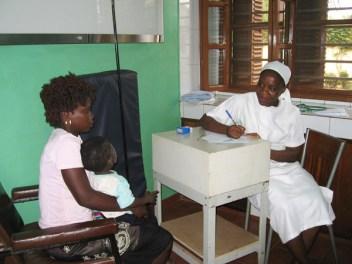 Dispensaire de Lomé.