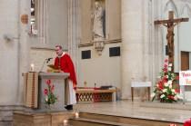 L'homélie de Mgr Jacques Habert, évêque de Séez