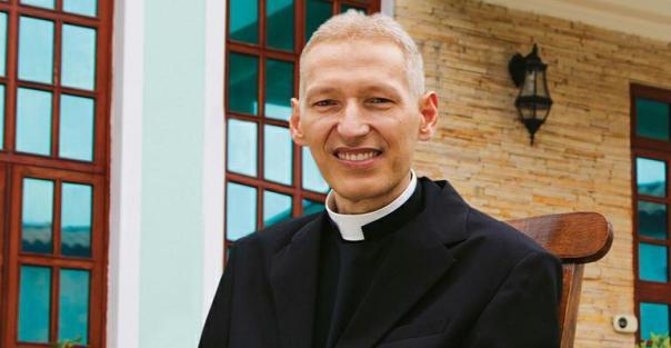 Padre Marcelo depois da depressão