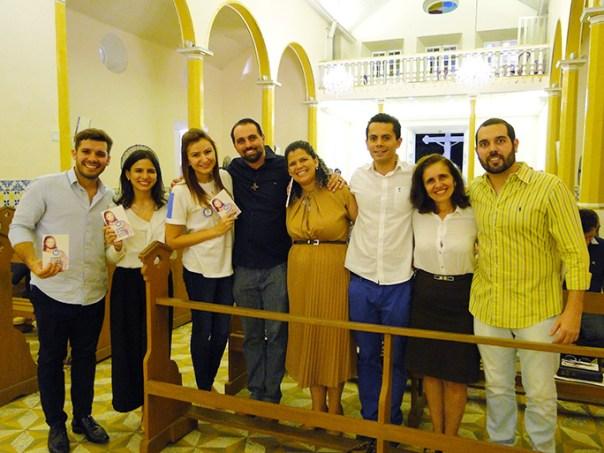 Amigos da Aliança e Ricardo e Patrícia