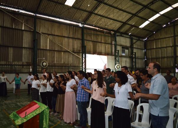 Membros da Aliança Rio de Janeiro