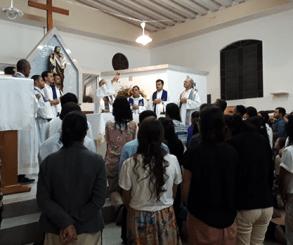 Aliança inaugura nova casa de formação em Ibiúna