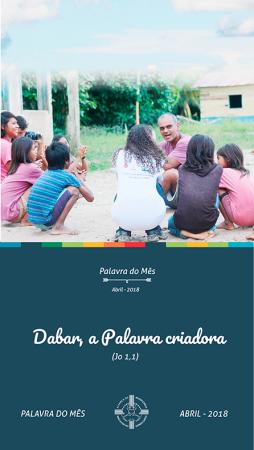 Foto de missionário catequisando jovens