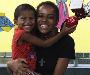"""Festa de Páscoa das """"Estrelinhas da Paz"""" de Manaus/AM"""