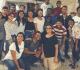 Jovens da República Dominicana