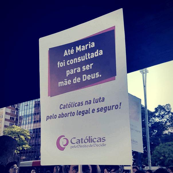 placa de protesto