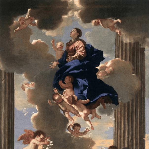 Assunção de Maria – a meditação sobre a boa morte
