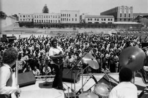 B.B. King grava disco ao vivo na prisão
