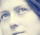 Detalhe do rosto de Santa Teresinha
