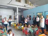 Visita do presidente do Banco Chinês no Brasil-Creche São Miguel (61)