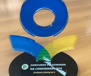 Aliança é premiada no Concurso Volkswagen na Comunidade