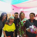 Idosos e colaboradores do Centro Morada Nova Luz