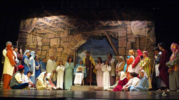 Encenação do Pastorets