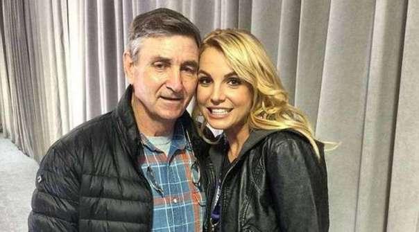 Jamie Spears e Britney Spears