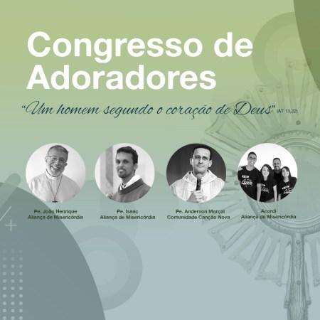 Congresso de Adoradores @ Centro de Evangelização   São Paulo   Brasil