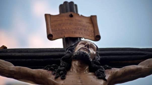 Imagem de Jesus Crucificado