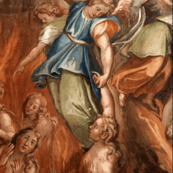 Novena da Misericórdia – Oitavo Dia – Pelas almas do Purgatório