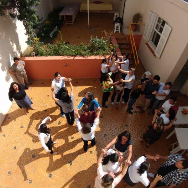 Dia de formação na sede do FICAS (1)