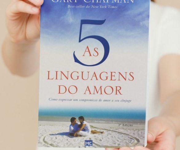 Dica de Leitura | As 5 linguagens do amor
