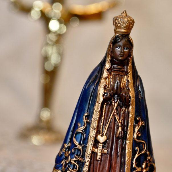 Nossa Senhora da Conceição Aparecida  Uma Mãe para chamar de nossa!