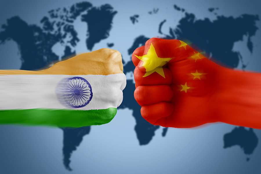 India China Border Tension