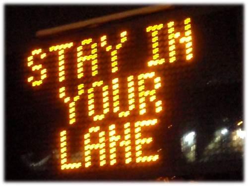 Stay-in-Lane-