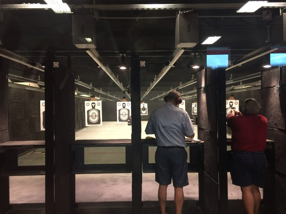 Shoot Center Range