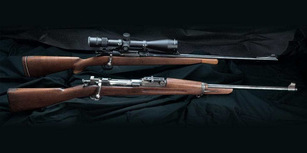 M1903 Springfield Rifles