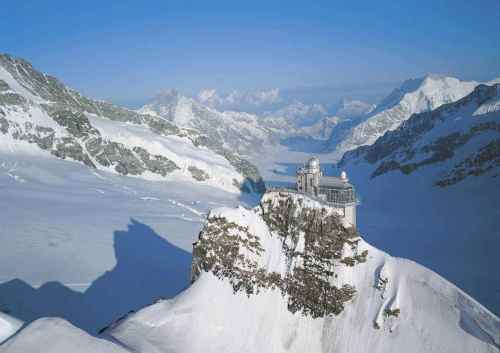Jungfraujoch-Top-of-Europe