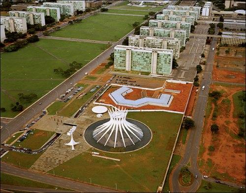 Nieemeyer Brasilia