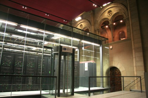 barcelona supercomputing centre