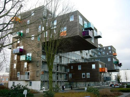 1997: MVRDV's Wozoco Housing