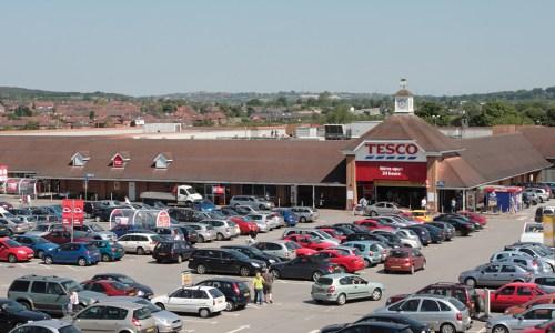 Tesco, Meir Park, Stoke-on-Trent