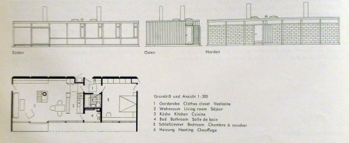 plans and elevations