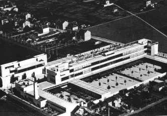 1931-1933. Groupe scolaire Karl-Marx, Villejuif