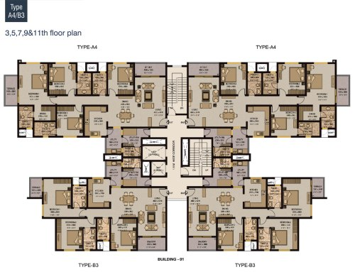 garnet floor plan